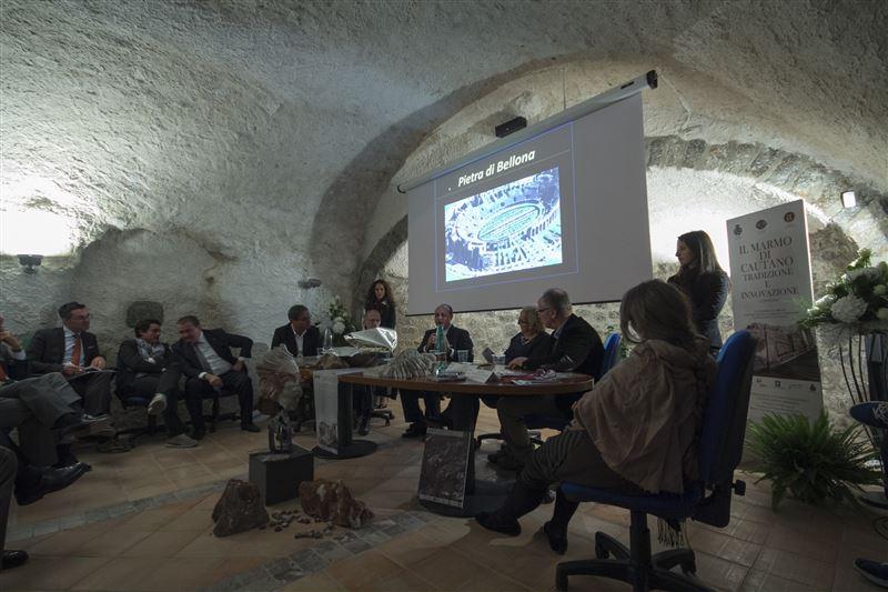 I marmi di Cautano... tradizione e innovazione, il Convegno.